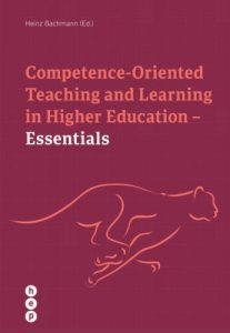 bachmann competence oriented higher education