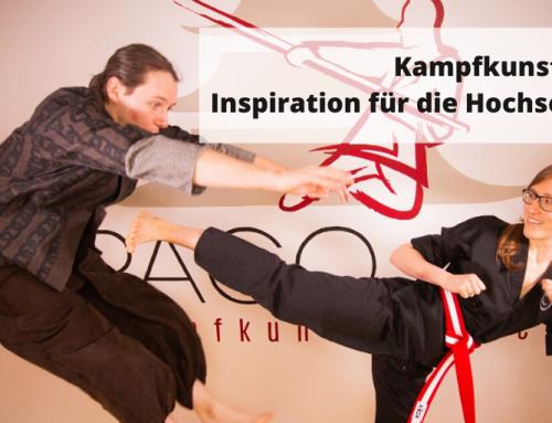 Was können Hochschuldozierende von Kampfkunst-TrainerInnen lernen?